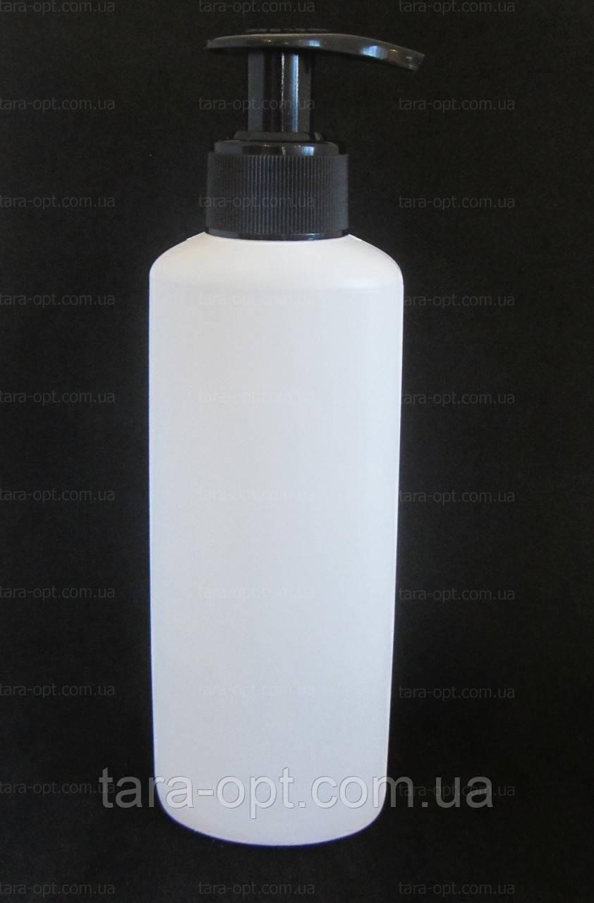 Флакон с дозатором антисептика 220 мл