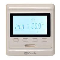 Терморегулятор программируемый Castle E53