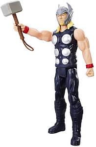 Іграшка-фігурка Hasbro Тор, Марвел, 30 см - Thor, Marvel, Titan Hero Series