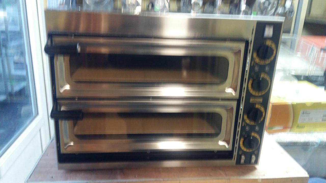 Печь для пиццы двухкамерная ItPizza MS 1+1