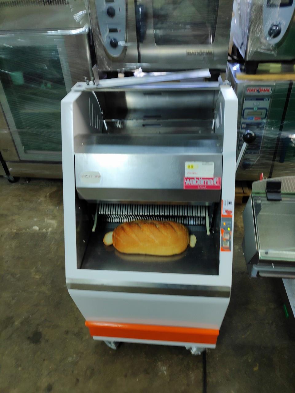 Хлеборезка хлеборезательная машина автомат WABAMA 460/10 б/у Германия