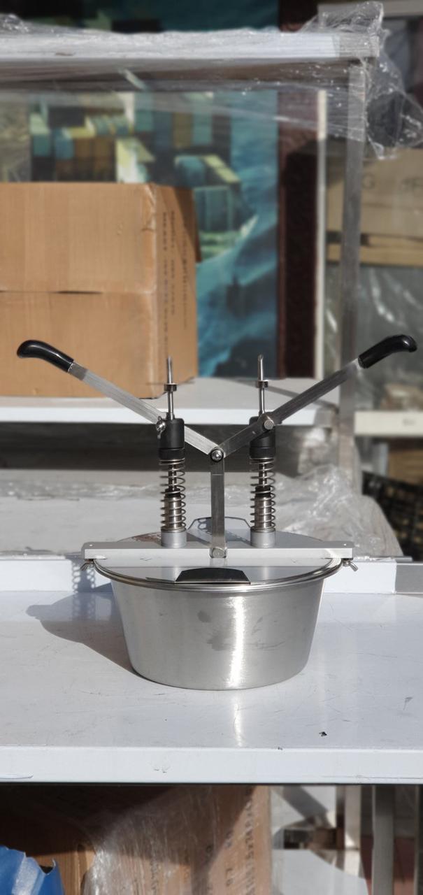 Дозатор-наполнитель ручной для крема и начинки  Vektor-02 две иглы (Польша)