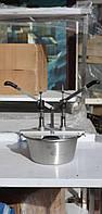 Дозатор-наполнитель ручной для крема и начинки  Vektor-02 две иглы (Польша), фото 1