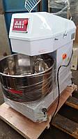 Тестомес спиральный  Vektor HC 100 двухскоростной с фиксированнойдежой. (100 литров) Новый, фото 1