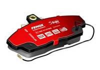 Колодки тормозные передние ГАЗ 3302 Газель  пр-во Fenox automotive components