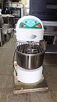 Тестомес спиральный двухскоростной HS20B GASTROMIX  (20 литров)