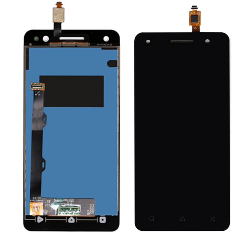 Дисплей для Lenovo S1 Lite с сенсором Черный (DH0780)