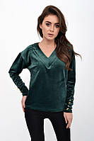 Джемпер женский 112R471 цвет Зеленый