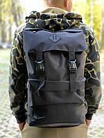 Рюкзак  Мужской черный, Рюкзак для ноутбука