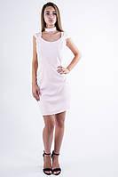 Платье женское 104R026 цвет Розовый