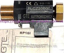 Датчик протока воды BITRON с фильтром (без ф.у, EU) котлов колонок Demrad Compact, артикул RP16I, к.з. 0071