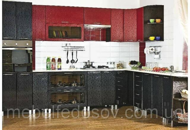 Кухня  Импульс МДФ 2 метра  (БМФ)