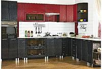 Кухня  Импульс МДФ 2 метра  (БМФ) , фото 1