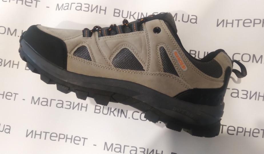Кроссовки/ботинки осенние Sport Outdoor серые