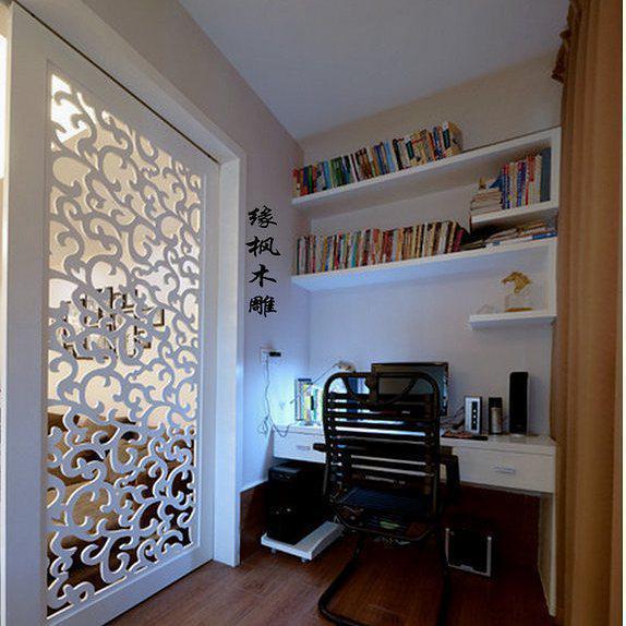 Декоративні решітки та перегородки для зонування кімнати 086