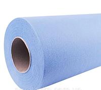 Спанбонд (флизелин) 17г/кв.м 1,6м х 500м Голубой