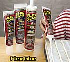 [ОПТ] Универсальный водонепроницаемый клей сильной фиксации flex glue, фото 3