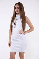 Платье 104R1208 цвет Белый