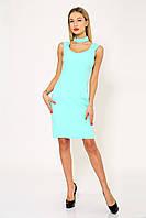 Платье женское 104R063 цвет Ментол
