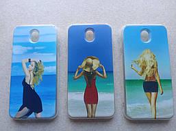 Чехол Summer Sea для Samsung Galaxy J5 SM-J530FM