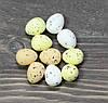 Яйца разноцветные набор 10 шт