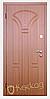Двери входные металлические модель 109 серия Стандарт