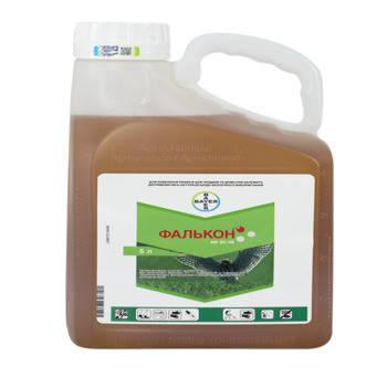 Фалькон фунгицид, 5 л — лучший для защиты зерновых культур, винограда и сахарной свеклы, фото 2