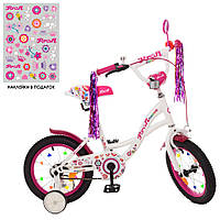 """Детский велосипед Profi Bloom 16"""", фото 1"""