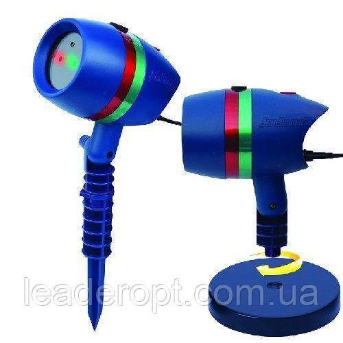 [ОПТ] Лазерный проектор Star shower motion