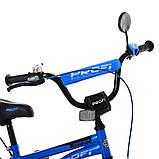 "Детский велосипед Profi zipper 16"", фото 2"