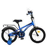 "Детский велосипед Profi zipper 16"", фото 3"
