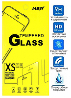Защитное стекло Xiaomi Mi Mix 2s белое 3D, с олеофобным покрытием