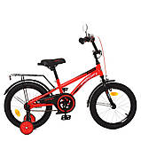 "Детский велосипед Profi zipper 16"", фото 8"