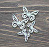 Метелики -м'ятні дерев. *4 шт