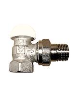 """Термостатичний клапан для радіатора кутовий Herz-TS-90 1/2"""""""