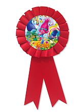 """Медаль сувенирная """" Тролли """".Медали для детских праздников."""