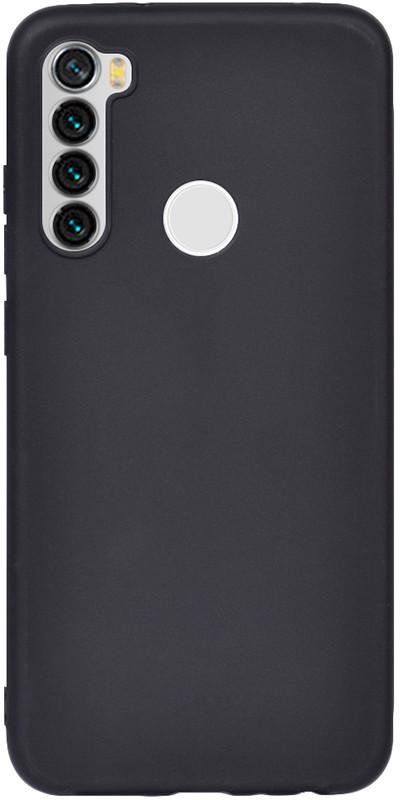 Чехол силиконовый TOTO 1mm Matt TPU Case Xiaomi Redmi Note 8 Black