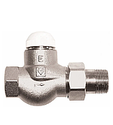 """Термостатичний клапан для радіатора прямий Herz-TS-E 3/4"""""""