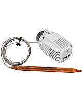 Термостатическая головка с накладным датчиком М28х1,5 Herz-KLASSIK 40...70°С