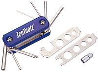 Ключ складной ICE TOOLZ 93B1