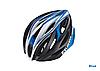 Шлем EXUSTAR BHM113 размер M/L 58-61см голубой , красный