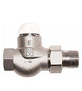"""Термостатический клапан прямой Herz-TS-E 1"""""""