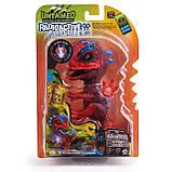 Інтерактивний ручної динозавр Raptor Untamed WowWee by Fingerlings (3782), фото 7