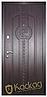 Двери входные металлические модель 112 серия Стандарт