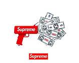 Пістолет для грошей. Денежный пистолет Supreme. Money Gun., фото 2