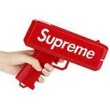 Пістолет для грошей. Денежный пистолет Supreme. Money Gun., фото 4