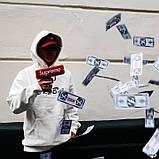 Пістолет для грошей. Денежный пистолет Supreme. Money Gun., фото 7