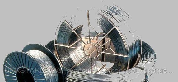 Проволока сварочная н/ж 0,8 мм AISI 308L