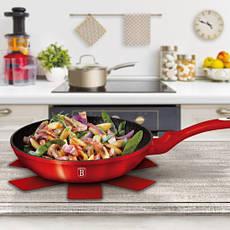 Сковорода Ø30*5,5 см из кованого алюминия, фото 3