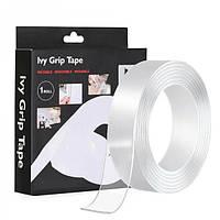 Многоразовая крепежная лента Ivy Grip Tape 1м, фото 1